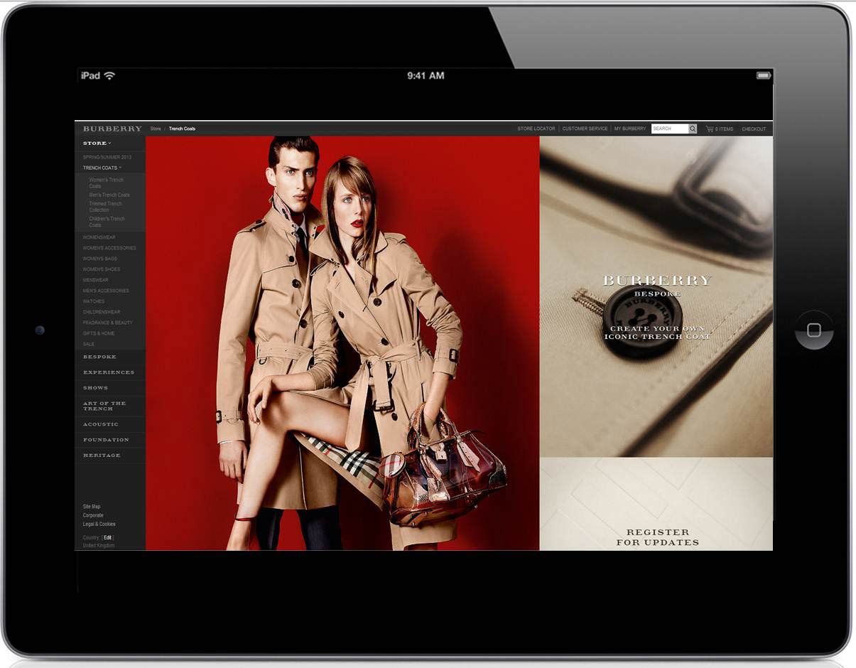 Luxury Customer Experiance